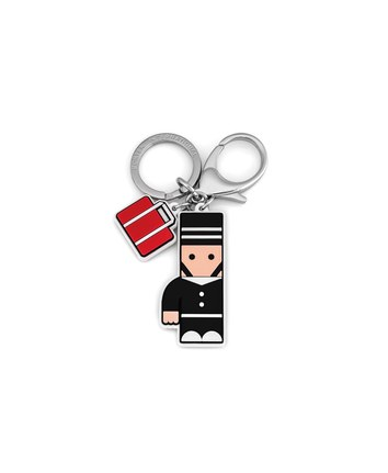 PORTER MAN KEY CHAIN