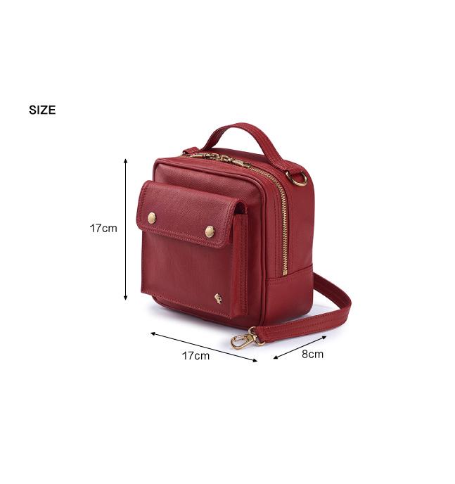 復古小方包_斜肩包Shoulder Bag